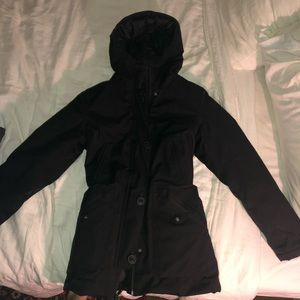 Womens North Face Insulated coat